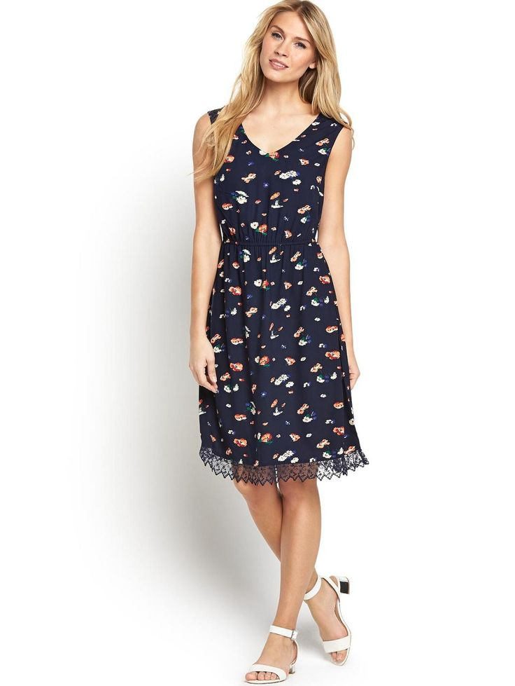 Very - Lace Trim Day Dress, http://www.very.co.uk/south-lace-trim-day-dress/1407820178.prd