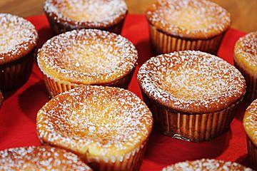 Snickers Käsekuchen Muffins Super lecker, schnell und einfach!