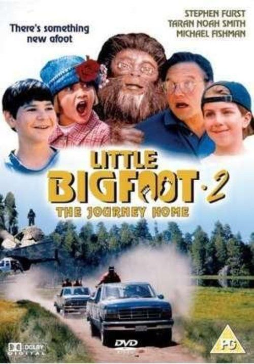 Watch Little Bigfoot 2: The Journey Home Full Movie Online