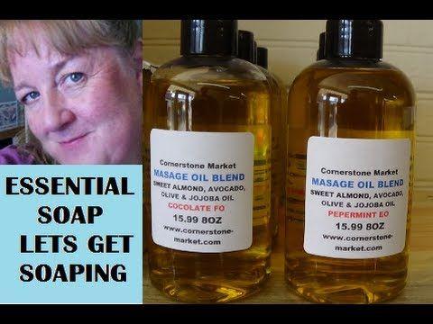 how to make nuru massage oil