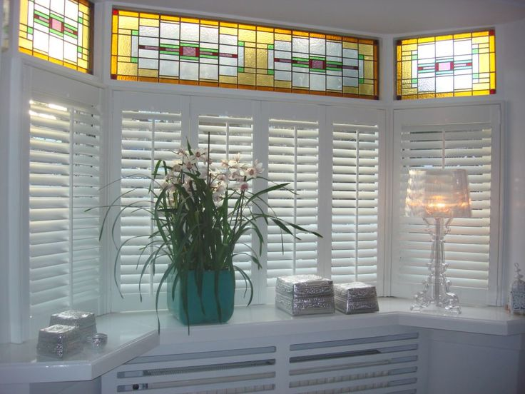 Living Room Shutters Gallery