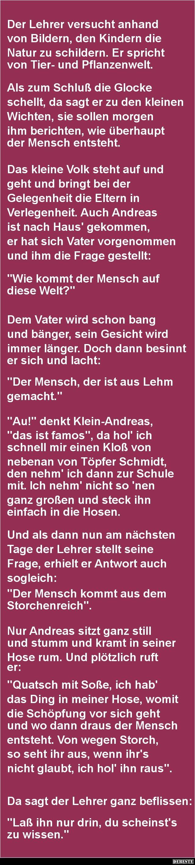 Der Lehrer versucht anhand von Bildern | DEBESTE.de, Lustige Bilder, Sprüche, Witze und Videos