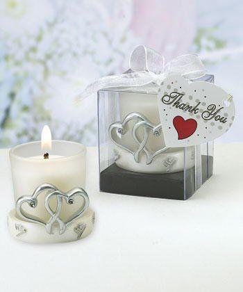 Double Heart Candle Holder Wedding Favors 72 ** Click image for more details.Note:It is affiliate link to Amazon.