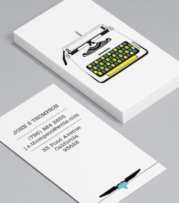 11 best business card designs images on pinterest business card