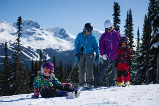 Why you should plan a family ski vacay at Whistler Blackcomb | Travel destinations