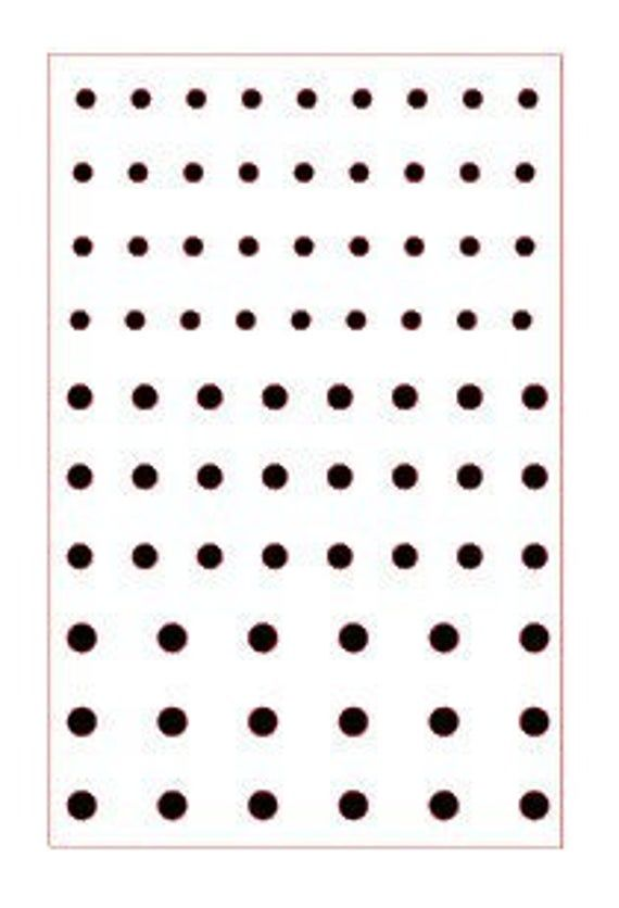 Polka Dot THEMA PACK – Polka Dot Nail Decals – Kreis Nail Decals – geometrische …   – Products