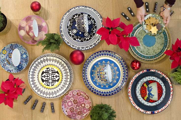 Images d'Orient - Table Setting Ideas for Christmas !