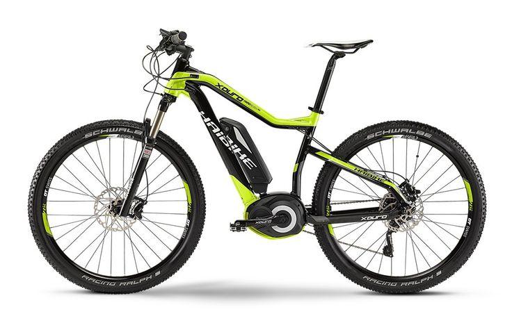 """Haibike XDURO HardSeven RX 27.5"""" E-bike 400Wh 10-S XT"""