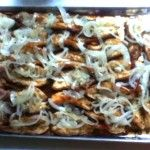 camarones zarandeados