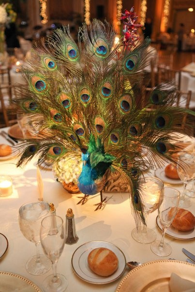 wedding ideas for peacock theme 17 best images about peacock centerpieces on 27933