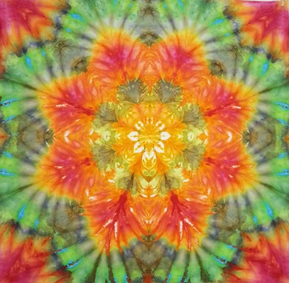 The 123 best tie dye tapestry wall hanging images on Pinterest ...