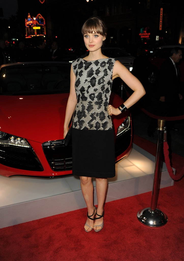 Best-Dressed Celebrities and Models Photo 1