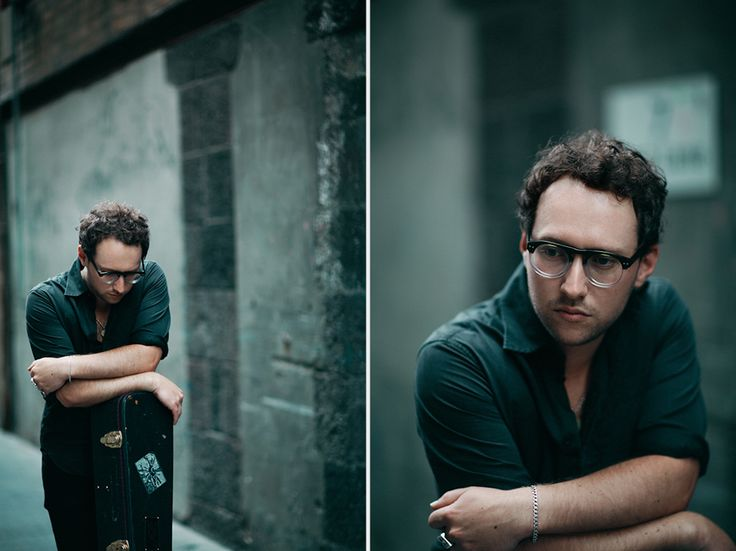 Jeremy Redmore | Portraits by A Couple of Night Owls