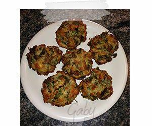 Mezza tazza di tè: Muffin con albumi, rucola e parmigiano