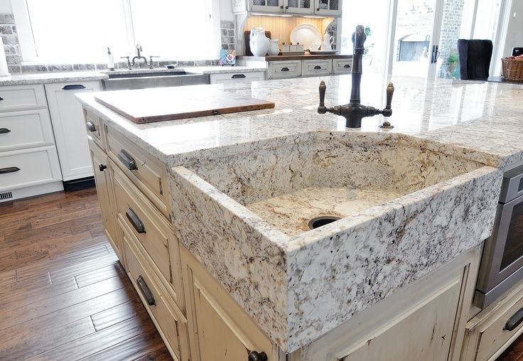 X Kitchen Island With Sink