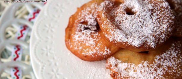 Frittelle di mele | Ricette della Nonna