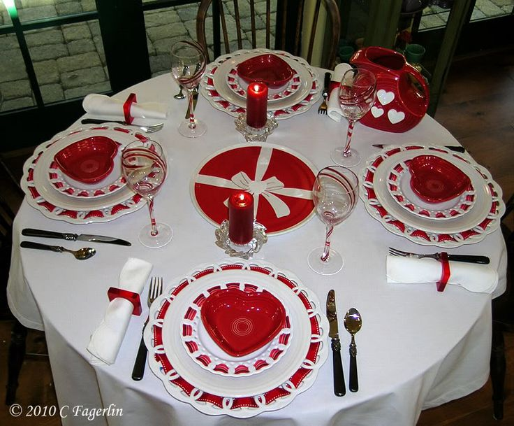 60 Best Valentine Tablescapes Images On Pinterest