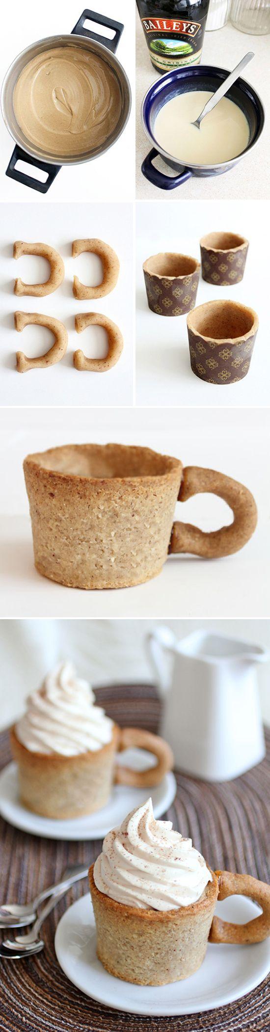 DIY: Cake Cups <3
