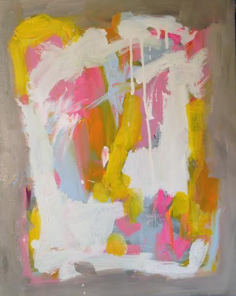 Kerri Rosenthal Painting 16 x 20