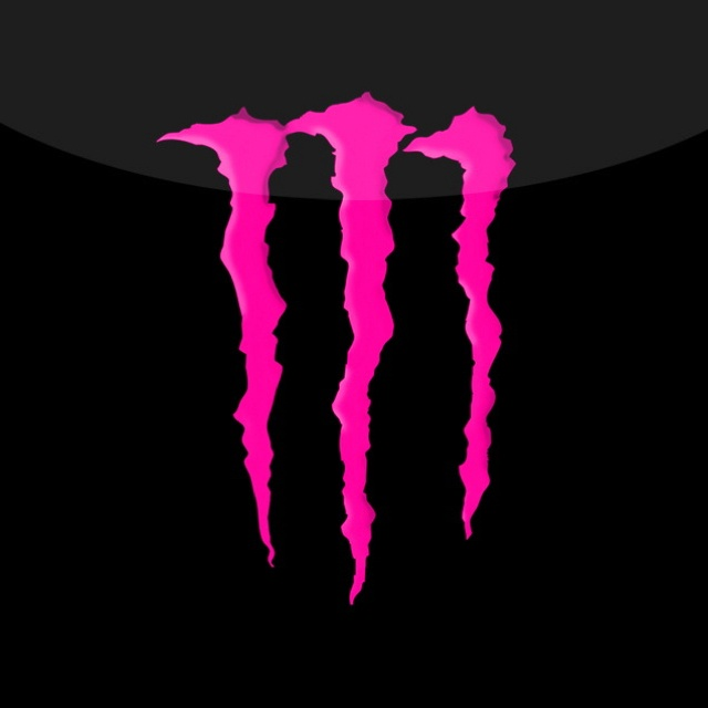We need energy to create! Our fridge is always stocked with the pink and black cans of Monster Energy Drinks at Smash Creative Services.