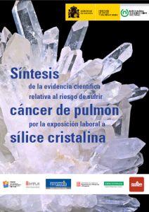 Exposición laboral al polvo de sílice cristalina