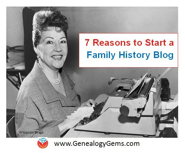 how to start a family blog