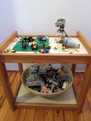 Exceptional Make Your Own Lego Table!