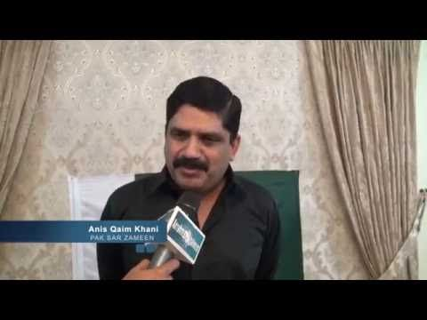 Views of Anis Qaim Khaani About Arrahman Arraheem Network