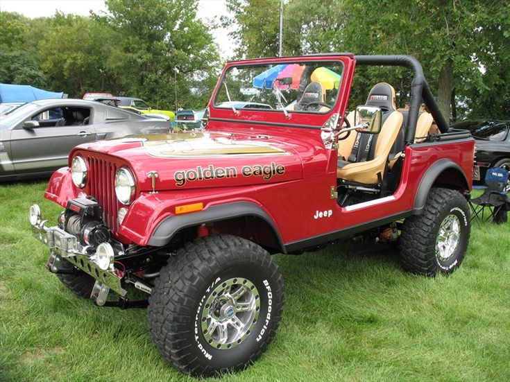 cj7 | laffreux's 1983 Jeep CJ7 in ,