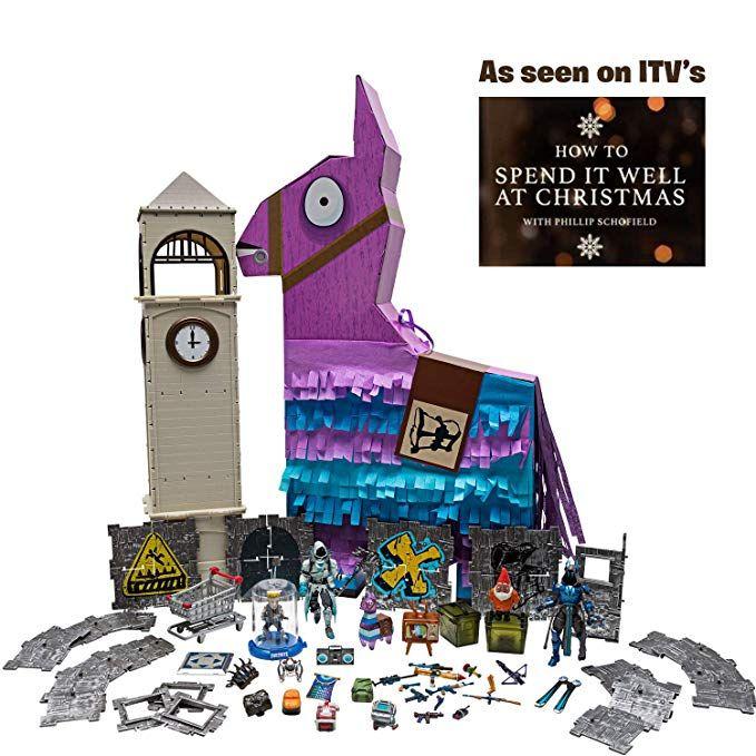 2020 Christmas Loot Pinata Amazon.com: Fortnite Jumbo Llama Loot Piñata: Toys & Games in 2020
