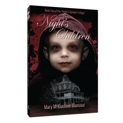 Book two in the best-selling Night's Vampire series! Also available in hardcover and as an e-book! #novel #nightsvampire #vampire