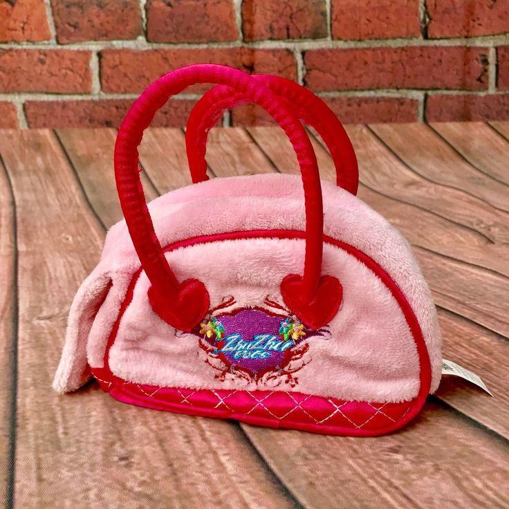 Zhu Zhu Pets Accessory Deluxe Pet Carrier Pink with Zhu Zhu Logo pink pinkie bag