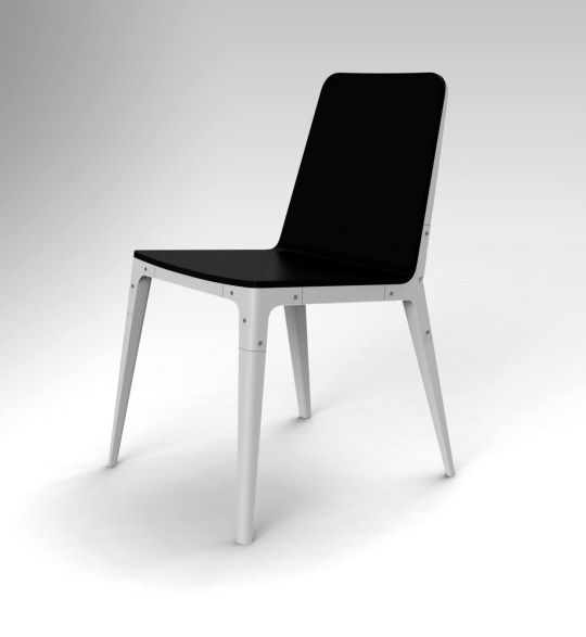 Stark Chair Concept / Jens Andersson