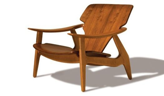 A Laid-Back Brazilian Lounge Chair. LinBrasil - Diz armchair by Sergio Rodrigues   Northern Icon
