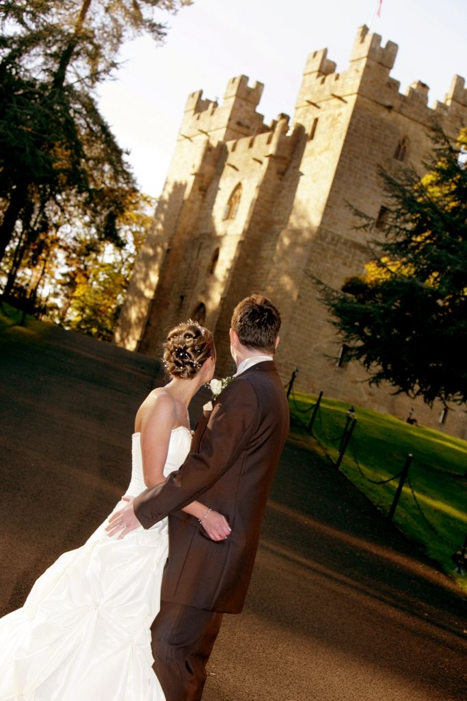 Weddings at Langley Castle - seems reasonably priced and the rooms are beautiful. Plus... who doesn't want to get married in a castle!