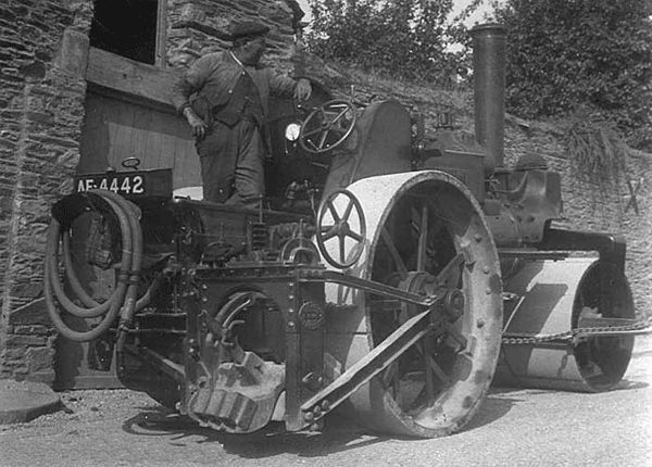 1915 Aveling Porter Britannia
