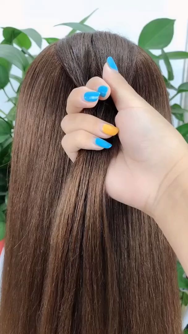 hairstyles for long hair videos| Hairstyles Tutorials Compilation 2019 | Part 296