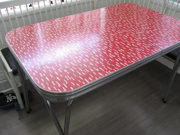 Rare Formica Table