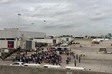 Several Dead in Ft. Lauderdale airport shooting #FLL - http://conservativeread.com/several-dead-in-ft-lauderdale-airport-shooting-fll/