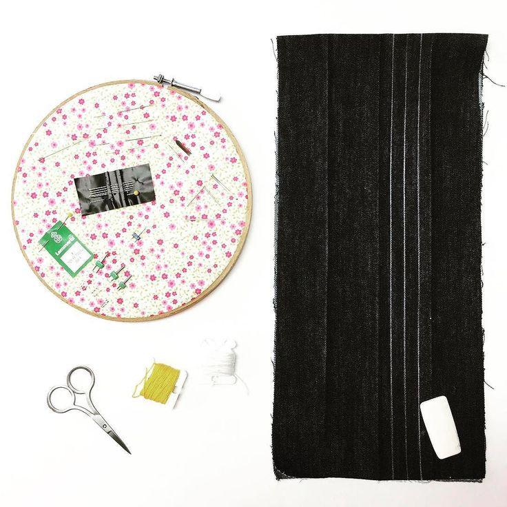 Cute handle in progress... Jolie poignée en devenir... . . #jalielife #mavieenjalie #cousumain #jaliegalaxie #cadeaucouture #blackfriday #bagmaking #needlework #sewing  #vendredifou #fabric #sewingpatterns #pdfpatterns
