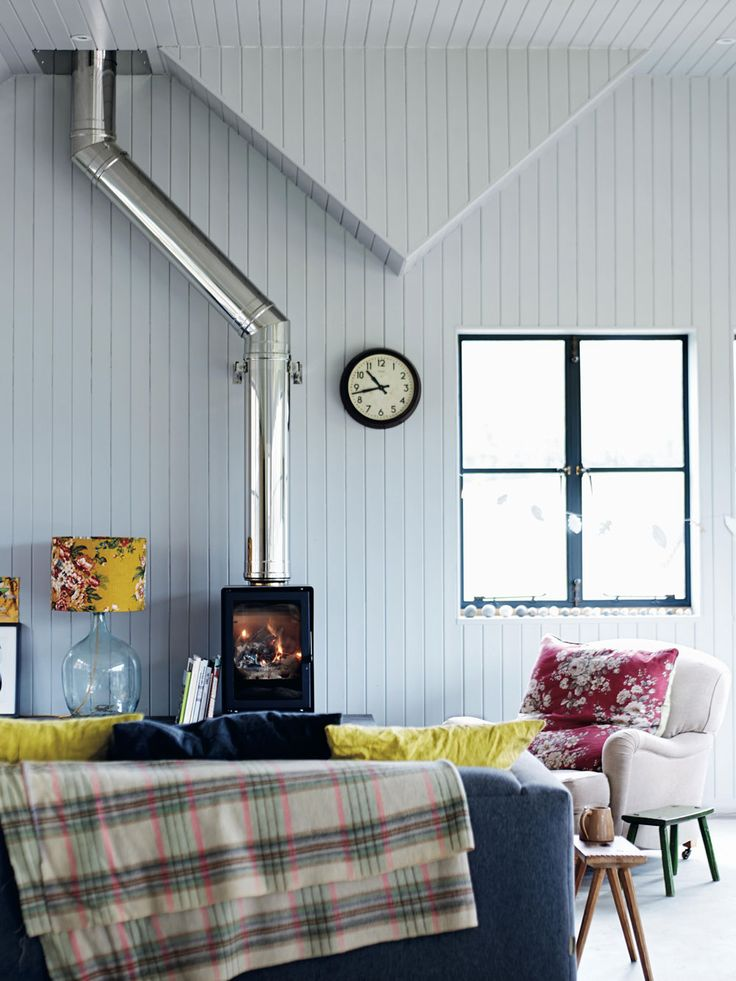 Interior styling for winter