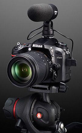 Nikon-D7200-video-setup