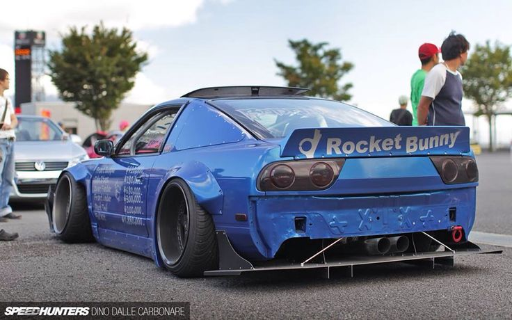 Rocket bunny nissan s13 tuners pinterest style for 180sx window louvers