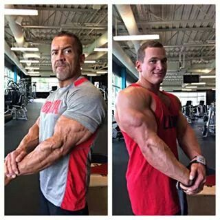 Lee & Hunter Labrada   Bodybuilding   Pinterest   Hunters