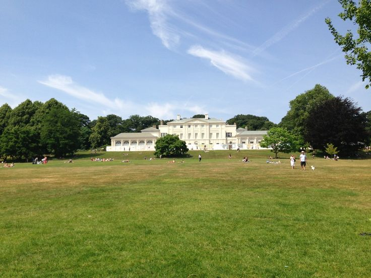 Kenwood House en Hampstead, Greater London