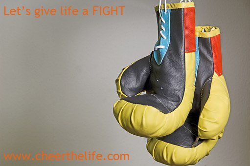 How to win life by knockout punch – Cheer The Life