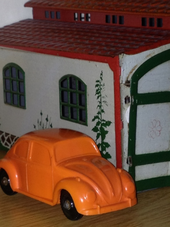An old VW toy.