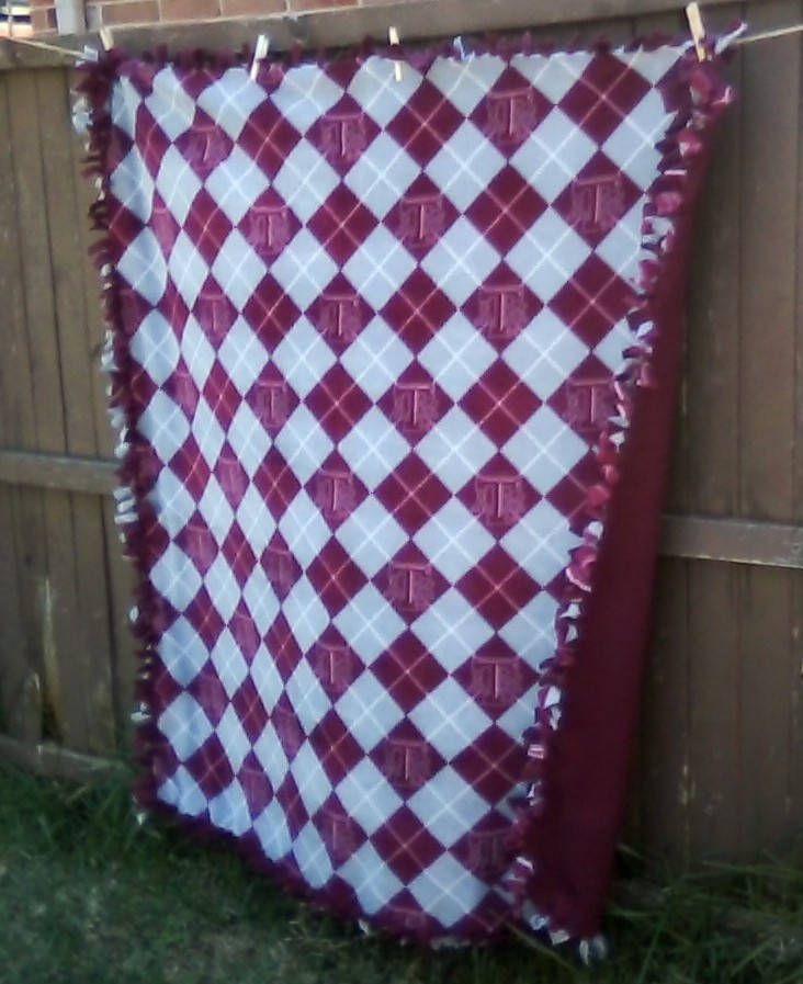 17 best ideas about fleece tie blankets on tie