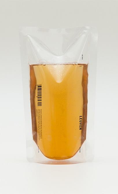 LEUVEN Beer Packaging by Wonchan Lee