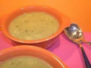 vellutata di carciofi: la mia ricetta in video elaborata da Tessa su Cotto & Mangiato! ;9